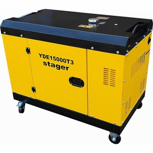 Stager YDE15000T3 - Generator Diesel 14kVA, trifazat#1