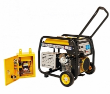 Generator curent Stager FD 6500E + ATS