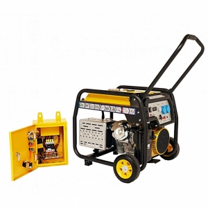 Generator curent Stager FD 10000E + ATS#1