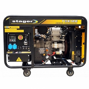 Generator curent Stager YDE12E , diesel#1