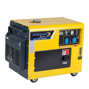 Generator curent STAGER DG 5500 S + ATS#1