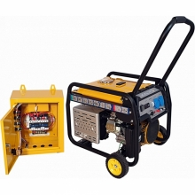 Generator curent Stager FD 3600E + ATS
