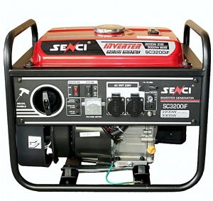 Generator digital SENCI SC-3200IF , Invertor, Benzina#1